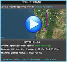 ATC Routing