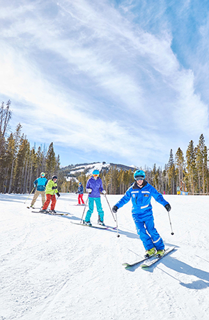 Breckenridge ski school