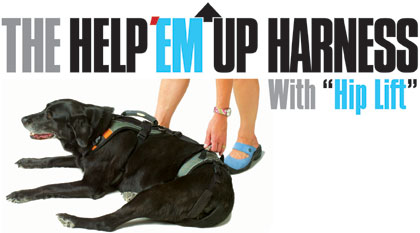 Help _Em Up Harness logo