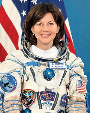 Cady Coleman, PhD