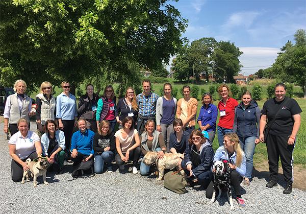 VOS members in Belgium