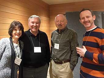 VOS 2017 conference participants