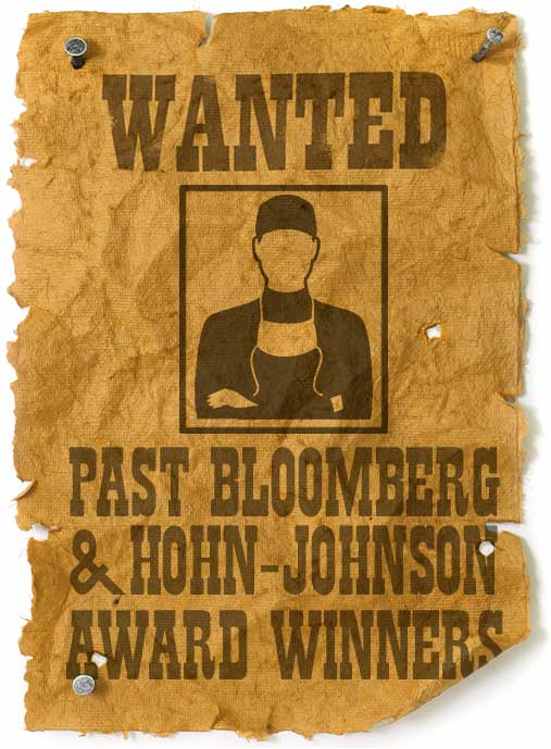 Wanted poster graphic