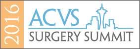 ACVS Surgery Summit logo