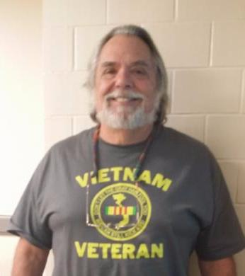 Bob Baumstark, July 2016 Volunteer of the Month