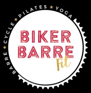 BikerBarre Fit logo