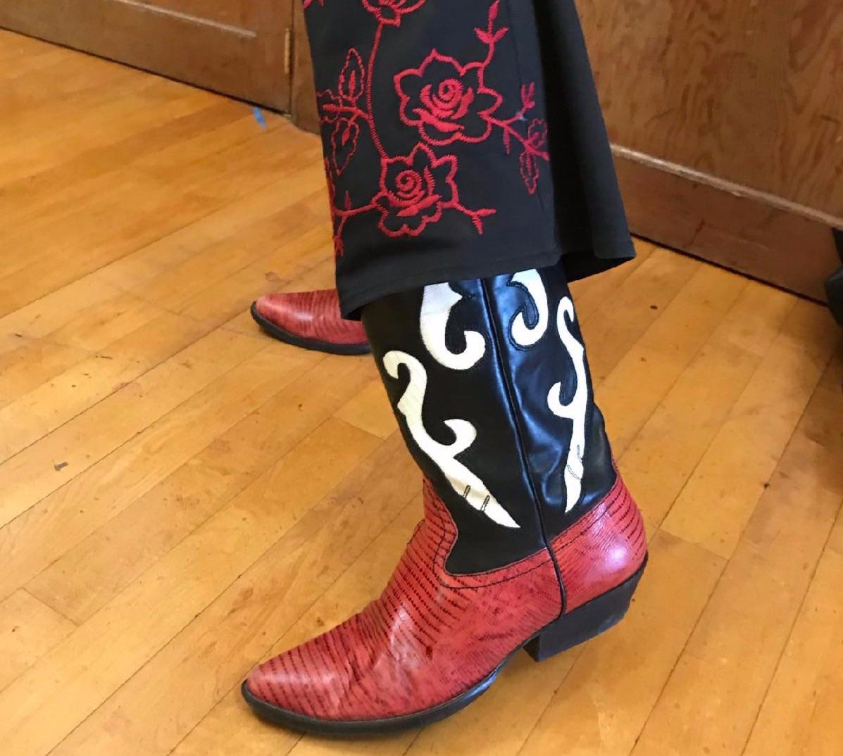 stylish boot