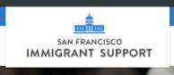 San Francisco Immigrant Support Logo