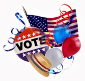 images with the word vote and American flag