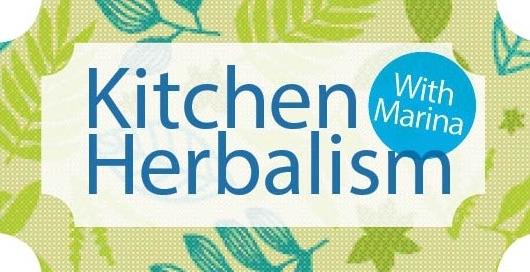 kitchen herbalism sign