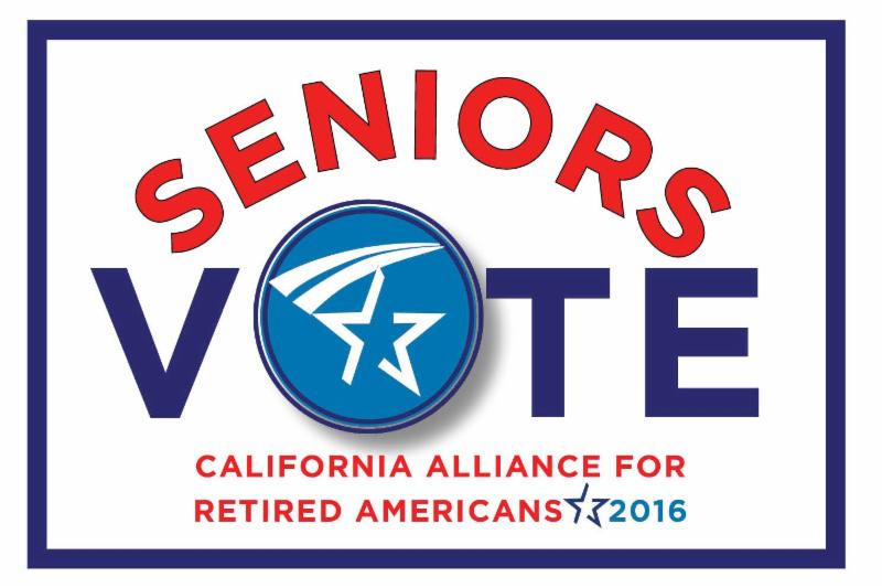 logo seniors vote