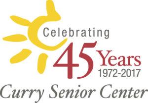 Celebrating 45 years - Curry Senior Center