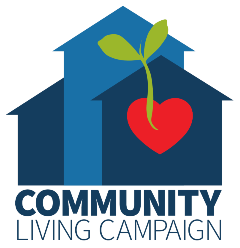 Community Living Campaign Logo