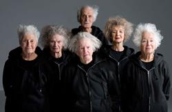 senior hip-hop dance troupe members
