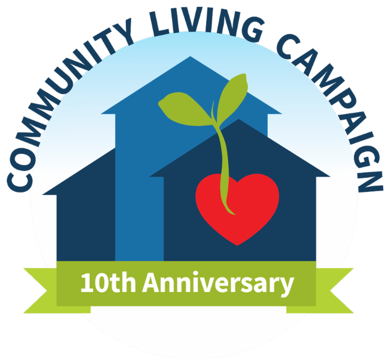 CLC anniversary logo