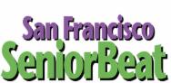 logo for SF Senior Beat
