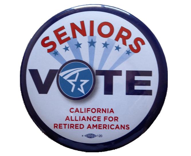senior vote logo