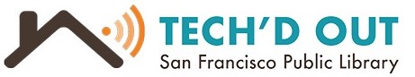 logo that says Tech_d Out