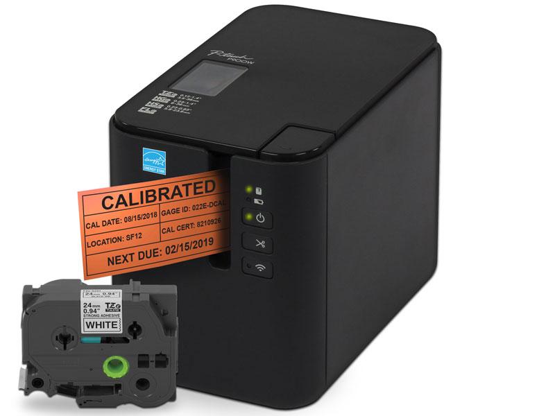 calibration label kit