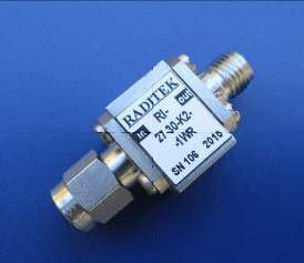 K _ 2.9 connector Coaxial Isolator and Circulator Family