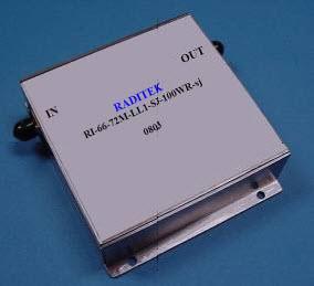 LL1 Isolator model for Digital T.V. Transmitters