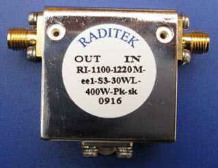 dd1 _ ee1 Series Isolators and Circulators