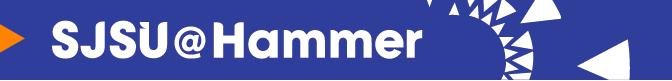 SJSU @ Hammer Logo