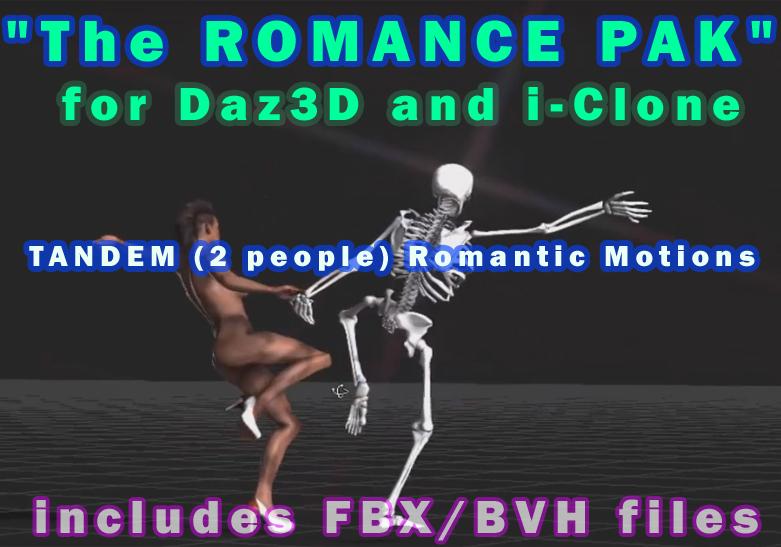 ROMANCE PAK, Tandem 2 people