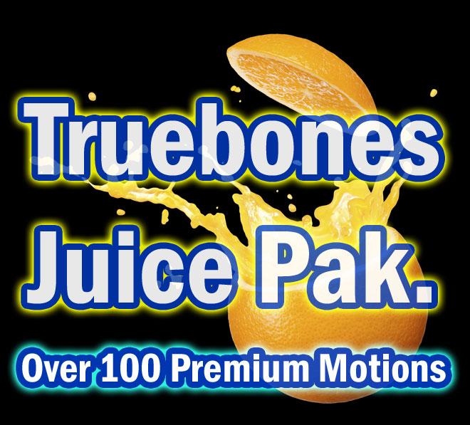 Truebones JUICE PAK FBX/BVH SALE