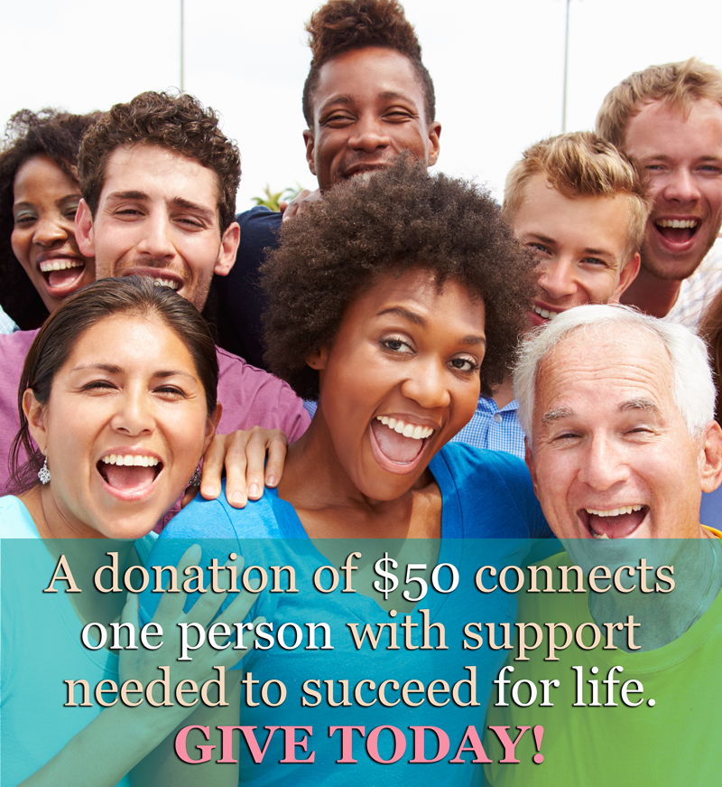 Make a donation to provide support to the gifted & talented today!