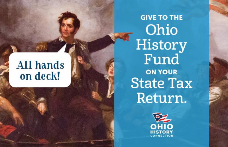 History Fund ad