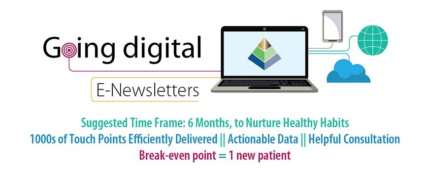 Going Digital E-Newsletters