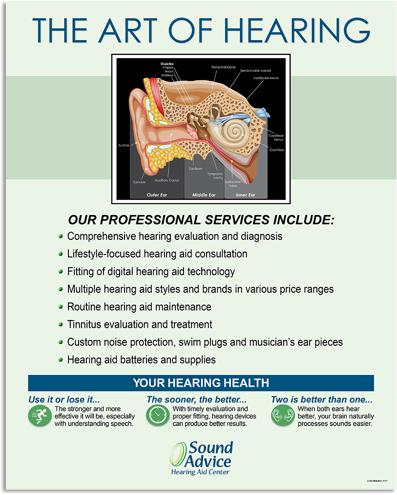 art of hearing services