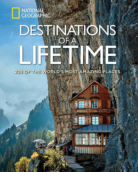 Destinations cover