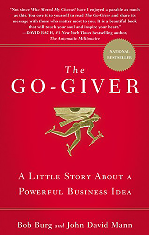 The Go-Giver cover