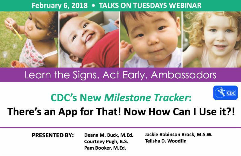 February 2018 Talks on Tuesdays Webinar