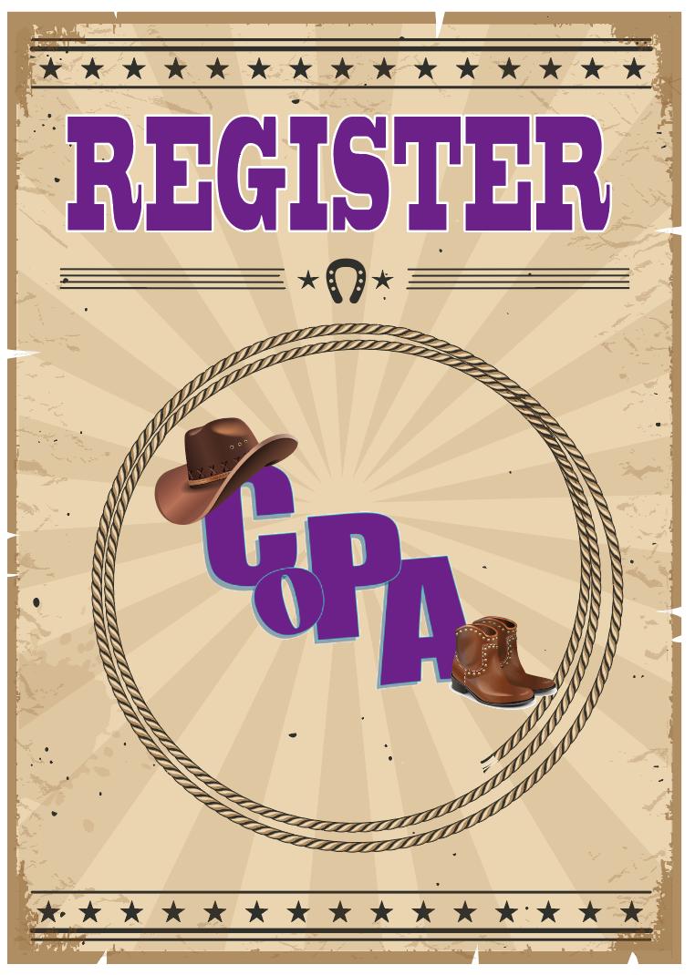 CoPA Preconference Registration