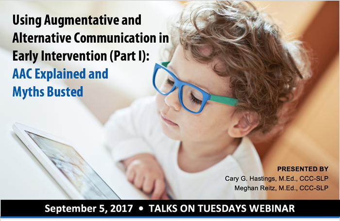 Early Interventions Explained >> Professional Development Opportunity Talks On Tuesdays Webinar