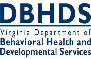 DBHDS Virginia Department of Behavioral Health and Developmental Services logo