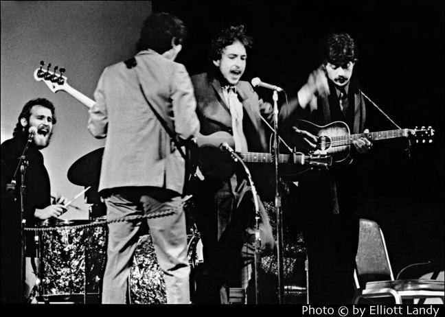 Dylan & Band