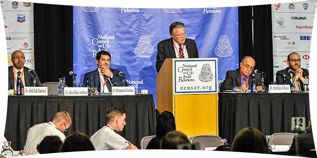 NCUSAR's Annual Arab-U.S. Policymakers Conference