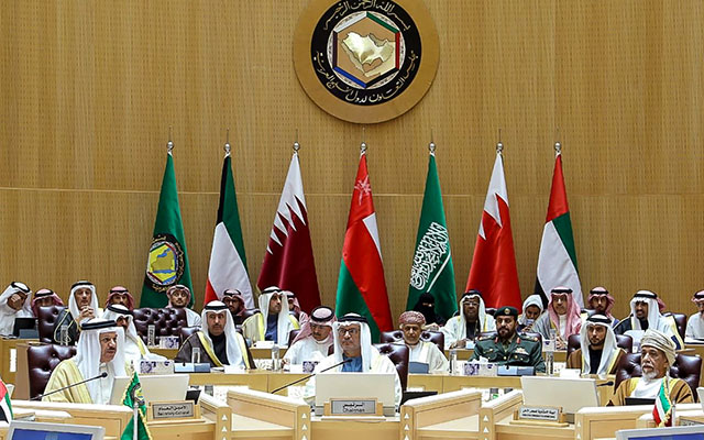 The GCC Ministerial Council, comprised of the foreign ministers of all the member-states or other ministers deputizing for them, met yesterday in preparation for today's heads of state meeting. Photo: Saudi Press Agency.