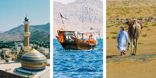 Malone Fellowship Oman Cultural Immersion Program