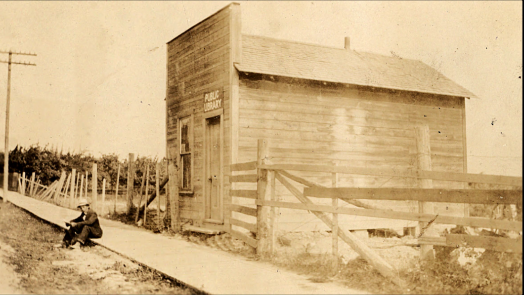 From the CReston Museum Photograph Collection