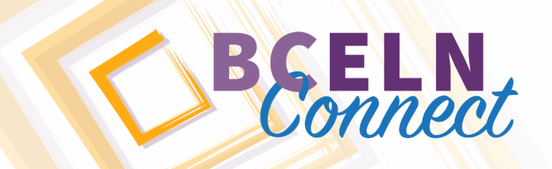 BC ELN logo with the word connect