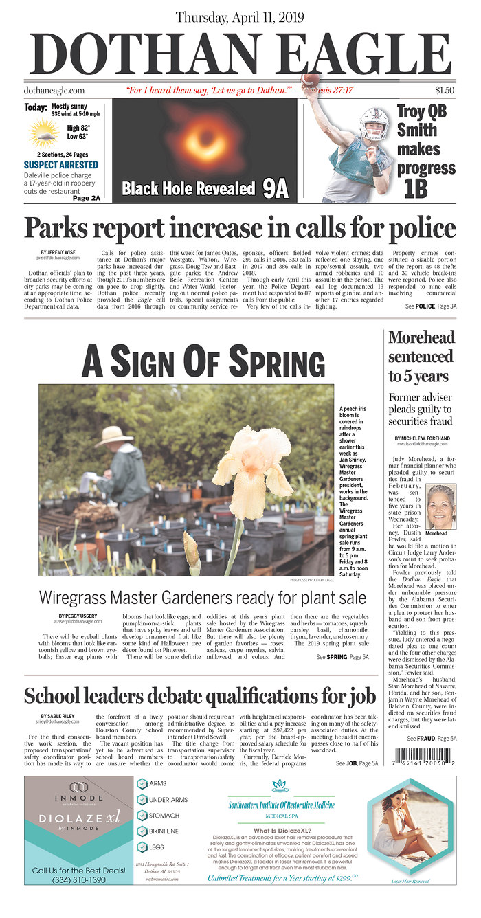 🗞️Daily News - April 11, 2019
