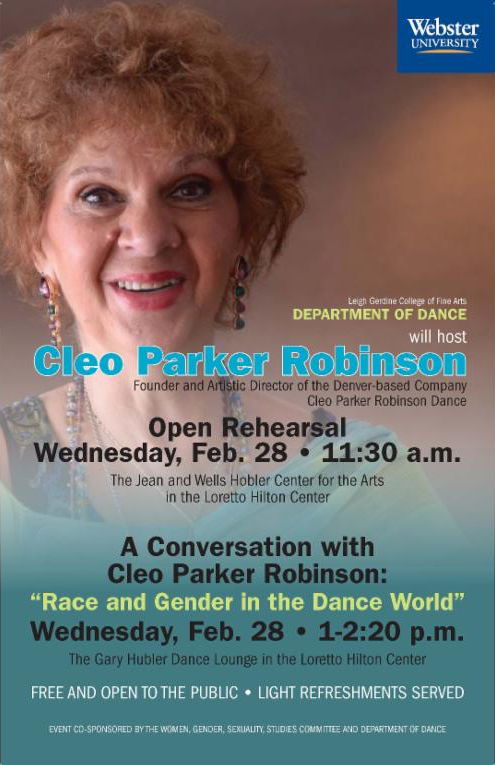 Cleo Parker Robinson