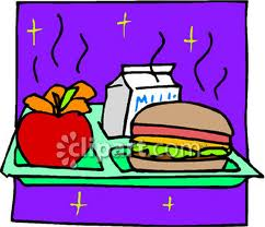 Hot Lunch Graphic
