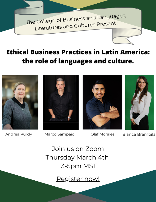 Ethical business practices in latin america. Follow the image link for more information