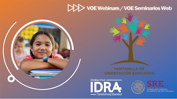 Virtual VOE webinars